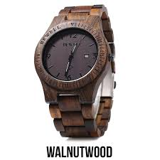 bewell first series mens wood watch wood watch co mens wood watch mahogany bewell wooden watch 0001 walnutwood