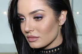 my insram selfie makeup tutorial perfect skin flawless eyes chloe morello you