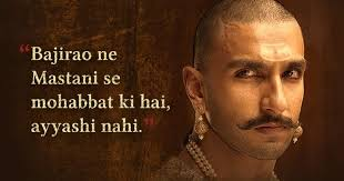 13 Heartfelt Dialogues From Bajirao Mastani To Make You Revisit This