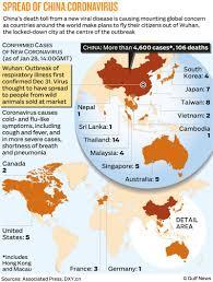 Coronavirus outbreak: The latest from around the world ...