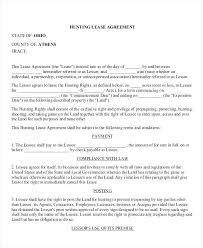 Farm Lease Agreement Farm Land Lease Agreement Template Farm Lease ...