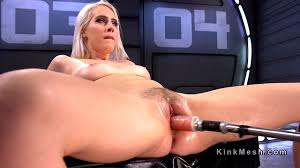 Blonde Fuck Machine Anal HD Porn Videos SpankBang