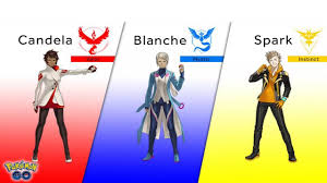 Team Leaders Pokemon Go How To Battle Team Leaders Attack Of The Fanboy