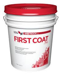 sheetrock brand first coat primer