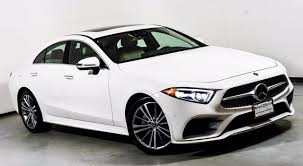 Research, compare and save listings, or contact sellers directly from 2 2019 cls 450 models nationwide. Certified Pre Owned 2019 Mercedes Benz Cls 450 4matic Coupe Polar White 20 2203a