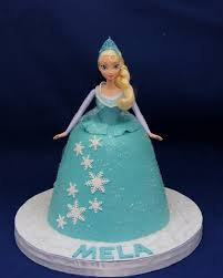 Princess Elsa Of Frozen Cake Cake In Cup Ny