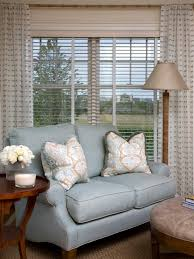 Window Coverings Living Room Summer Window Treatment Ideas Hgtvs Decorating Design Blog Hgtv