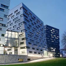 office facade. Office Towers St. Pölten | Facade Systems Rieder U