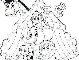 Carnival Coloring Page Free Carousel Horse Coloring Pages Carousel