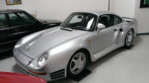Porsche 959 Offered Up On eBay For (Nearly) A Cool Million