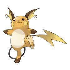 Pokemon Lets Go Raichu Stats Moves Evolution Locations