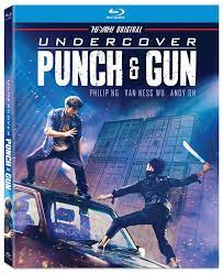 Blu-ray, DVD & Digital release: 'Undercover Punch and Gun' - Far East Films