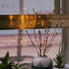 led willow branch l fl lights 20 bulb home garden decor birthday gift home decoration accessories