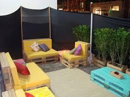 garden furniture made with pallets. garden furniture made from pallets with
