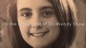 Wendy Shaw Retirement - YouTube