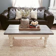 Coffee Table Design Ideas handmade rustic coffee table by modernrefinement on etsy