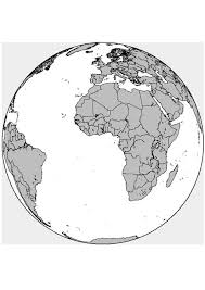 Kleurplaat Afrika Europa Afb 8313 Images