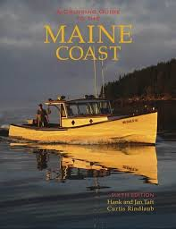 Maine Harbors Tide Chart Bluewater Books Charts Cruising Guide Maine Coast 6th Ed