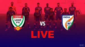 Full Match: UAE Vs India | FIFA International Friendly - YouTube