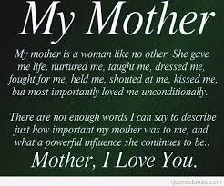 Mother Birthday Quotes Enchanting Happy Birthday To My Mother Messages Quotes