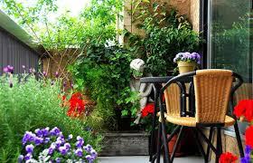 Small Picture Apartment Patio Garden Design Ideas