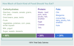 Food Chart With Calories Protein And Carbs Understanding Food Diabetes Education Online