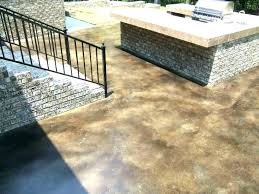 outdoor concrete stain outdoor concrete stain staining take a look at this stained patios how do outdoor concrete stain