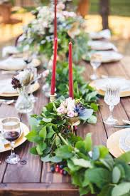 Outdoor wedding centerpieces that are luscious and romantic.