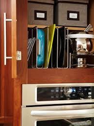 integrated baking dish storage via bhg
