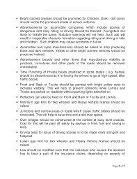 sample college admission road safety essay road safety essay 5 300 words road accidents have become very common due to the vehicle collisions and ignorance of proper road