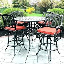 outdoor counter height bistro set decorating styles pub table and chairs garden glass dining high top