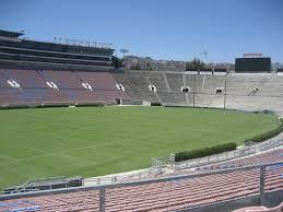 Rose Bowl Seating Chart Ucla Football Rose Bowl Stadium Corner Football Seating Rateyourseats Com