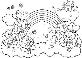 Small Picture Rainbow And Star Coloring PagesAndPrintable Coloring Pages Free