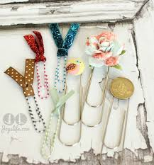 Flower Paper Clips 52 Episode 11 How To Create Decorative Paper Clip