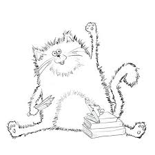 Pete The Cat Coloring Pages The Cat Coloring Book Splat The Cat