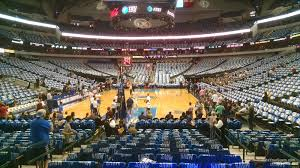 Mavericks Seating Chart Rows American Airlines Center Section 112 Dallas Mavericks