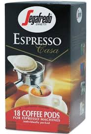 Support your local cafe after a long winter, stay safe and respect social distance. Segafredo Espresso Casa Coffee Pods Cafe Rico Coffee Wholesaler