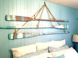 decorative boat oars on wall boat oar wall art crafts how to painting decor taped paddle decorative boat oars on wall
