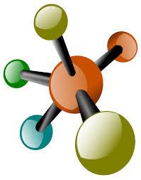 hd molecule clip art organic chemistry image
