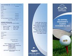 8Th Annual President's Classic Golf Tournament