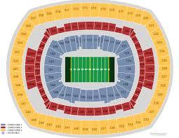 54 Symbolic New York Giants Metlife Seating Chart