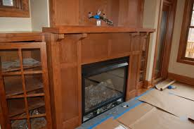 mission style fireplace mantel. modern craftsman style home mission fireplace mantel
