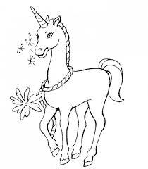 Dolce Unicorno Disegno Da Colorare Gratis Disegni Da Colorare E