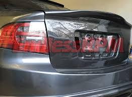 2004-2008 Acura TL CSL DuckLip Trunk Spoiler