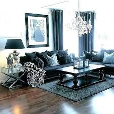 gray couch living room decor dark grey ideas medium size sofa best cou