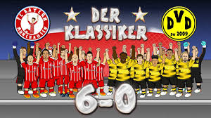 Bayern (bundesliga) günel kadro ve piyasa değerleri transferler söylentiler oyuncu istatistikleri fikstür haberler. Der Klassiker F Ja 6 0 Bayern Munich Vs Borussia Dortmund Goals Highlights Youtube