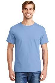 Hanes Comfortsoft 100 Cotton T Shirt