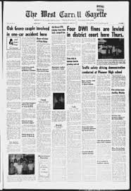 The West Carroll Gazette from Oak Grove, Louisiana on April 29, 1971 · 1
