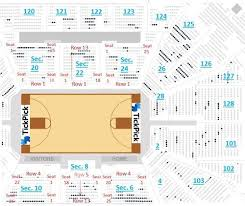 State Farm Center Seating Chart With Seat Numbers San Antonio Spurs Seating Chart At T Center Tickpick