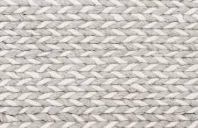 Rug Culture Studio Helena Woven Wool Rug Grey White Catwalk Rugs